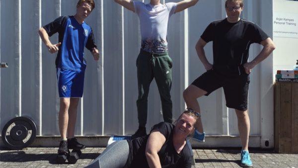 Familie Akkerboom/Van den Boch/ Graaff challenge!